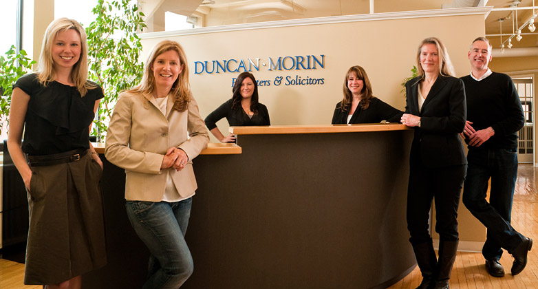 Duncan Morin LLP - Barristers & Solicitors